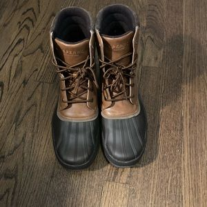 Men's Sperry Duckboots